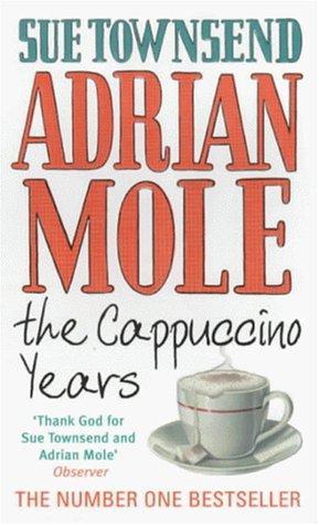 Znalezione obrazy dla zapytania Sue Townsend Adrian Mole the Cappuccino Years